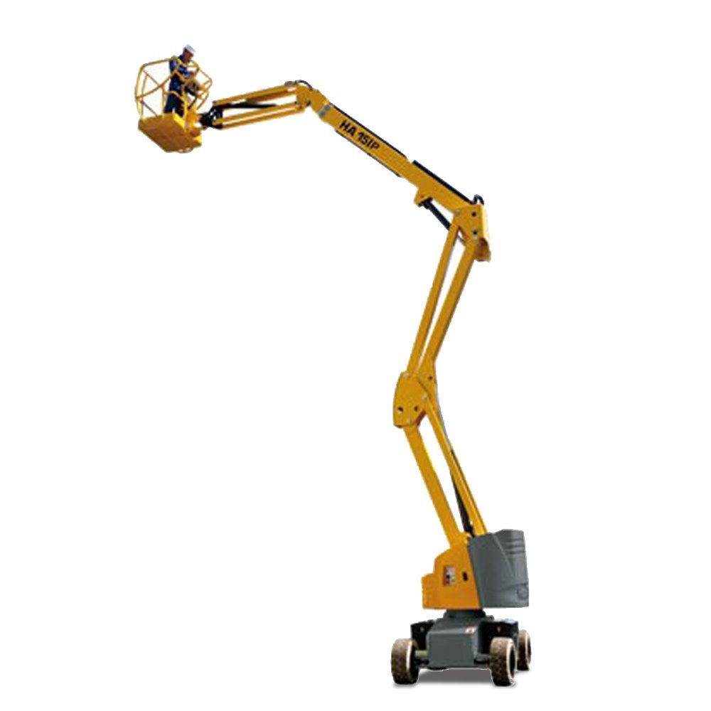 Haulotte Articulating Boom Lift HA15 IP envelope