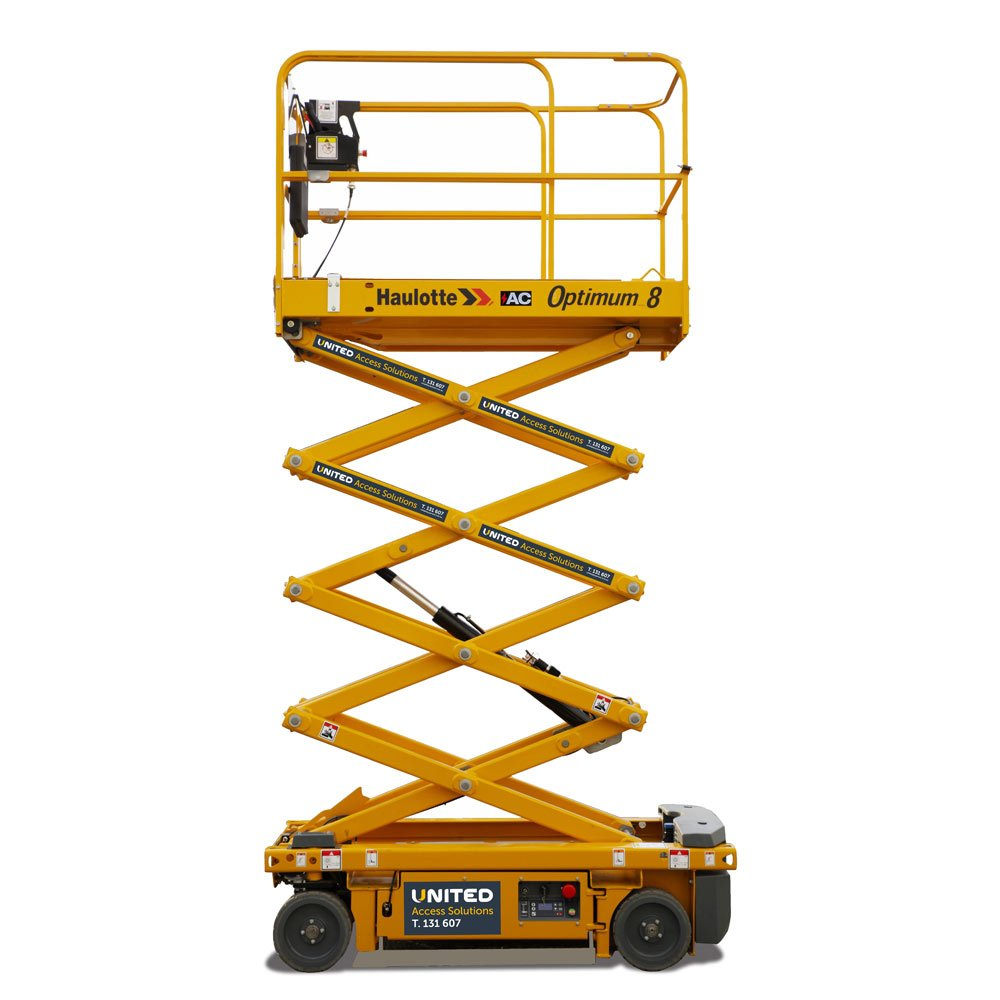 Haulotte Optimum 8 AC Scissor Lift