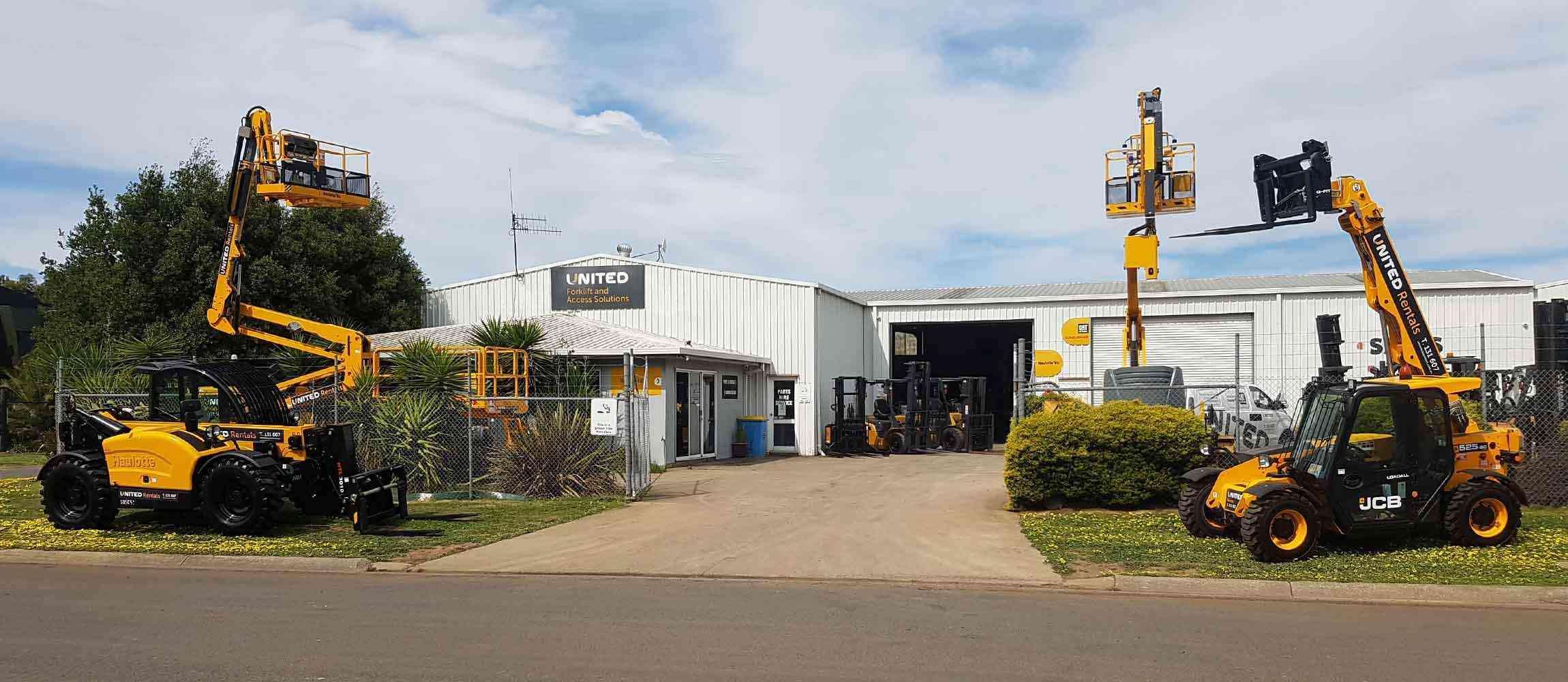 United Ballarat branch