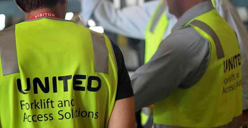 At United safety of employees, customers and contractors is our biggest priority