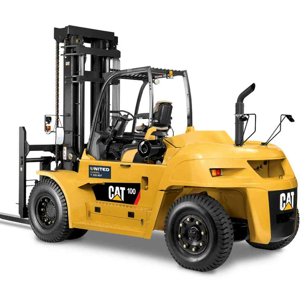 Cat-DP100N1-forklift