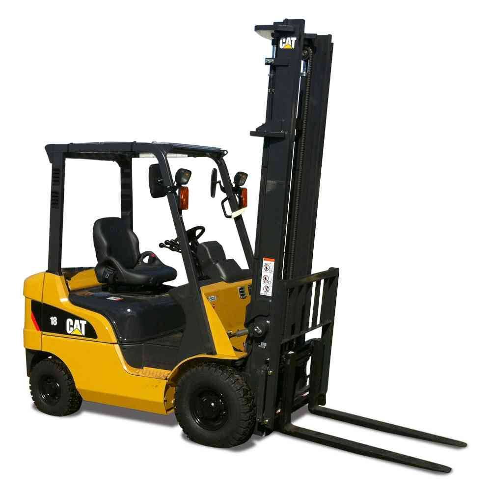 Cat-DP18N-forklift