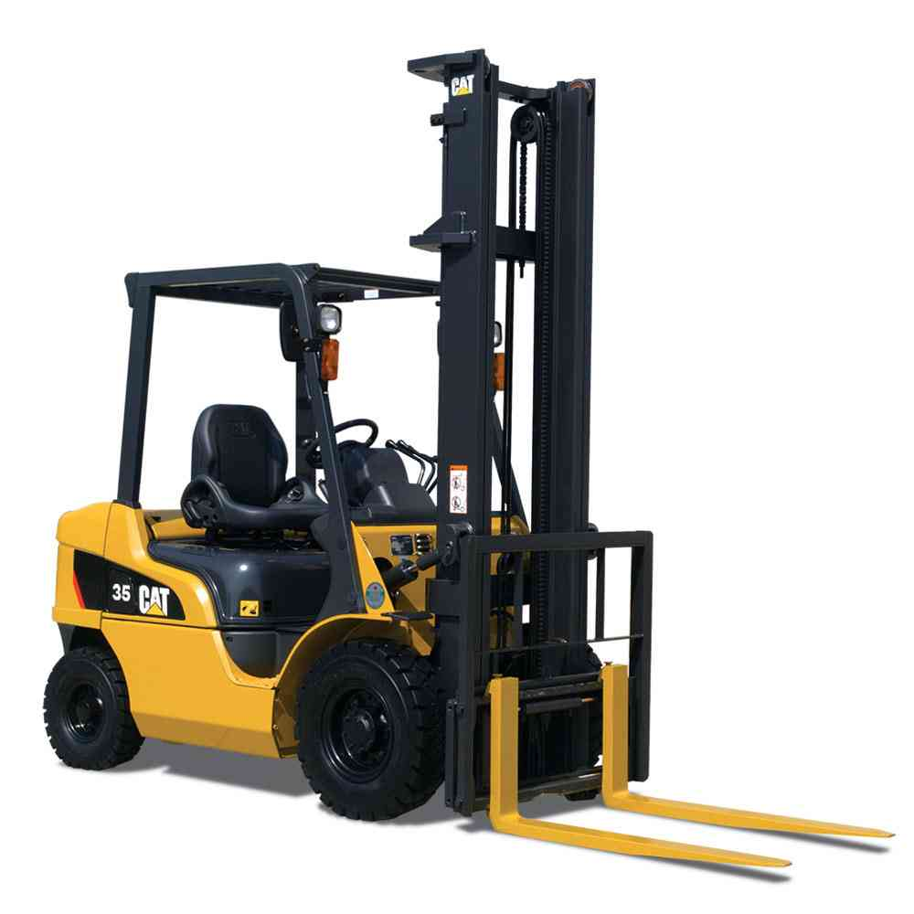 Cat-DP35N-forklift