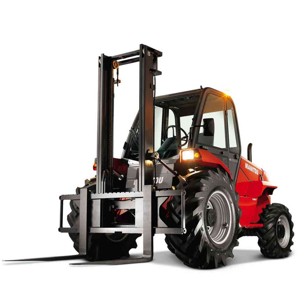 Manitou-All-Terrain-Forklift-M-X30