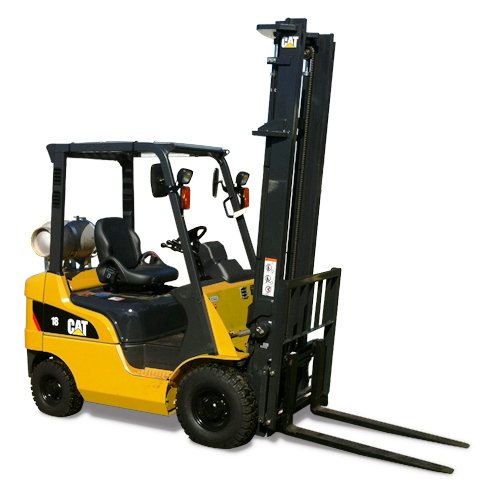 Cat LPG Forklift GP18N
