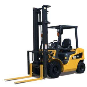Cat Diesel Forklift DP25N