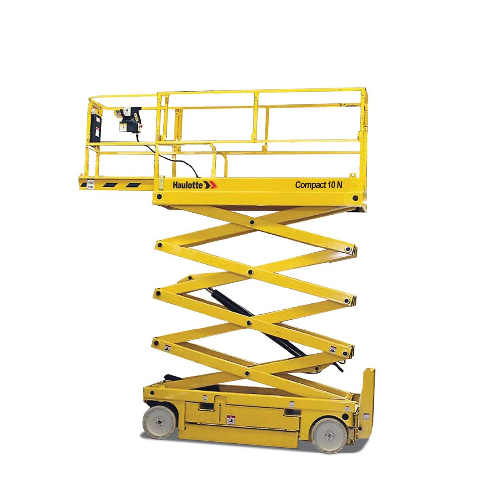 Haulotte-Compact-10N-Electric-Scissor-Lift