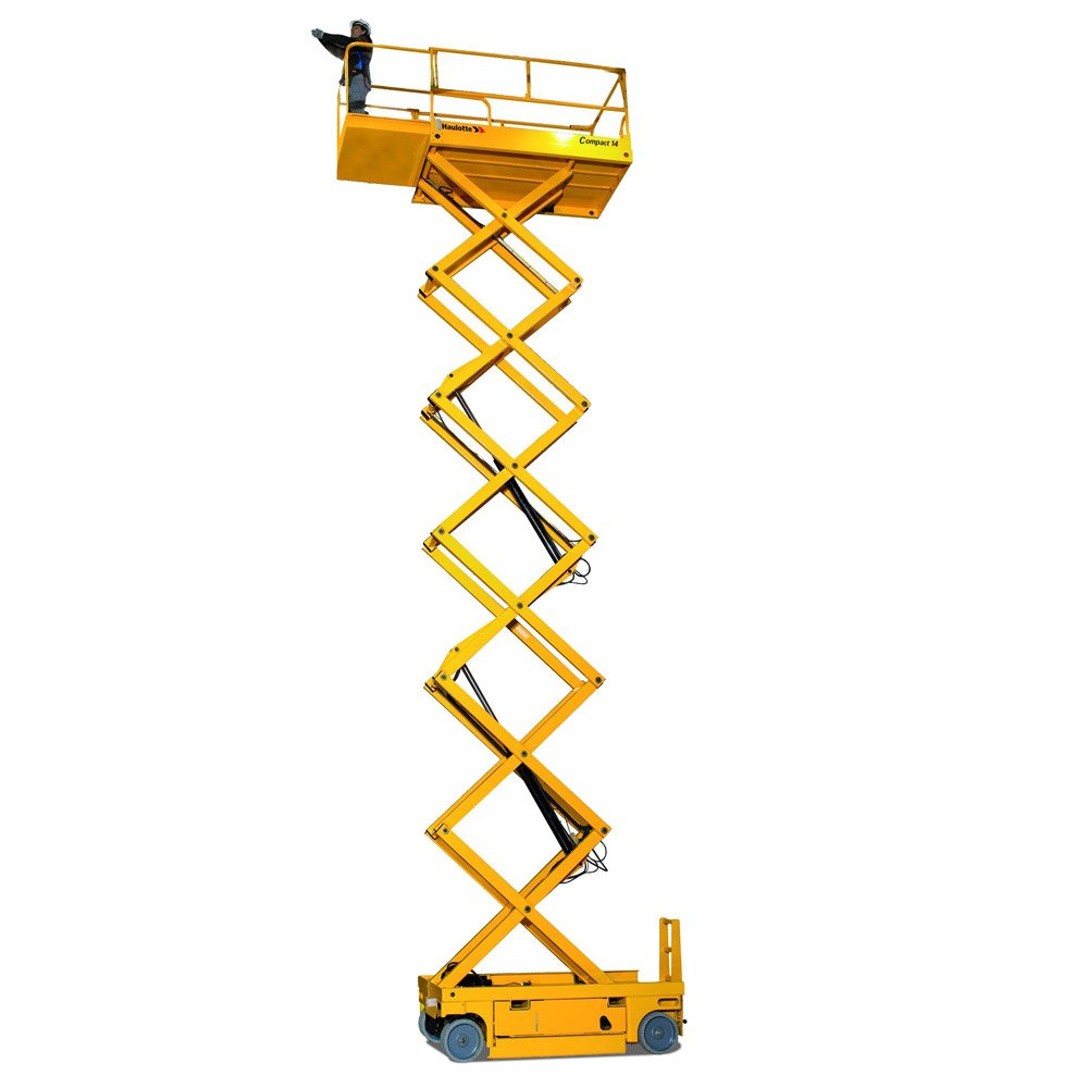 Haulotte-Compact-14-Electric-Scissor-Lift