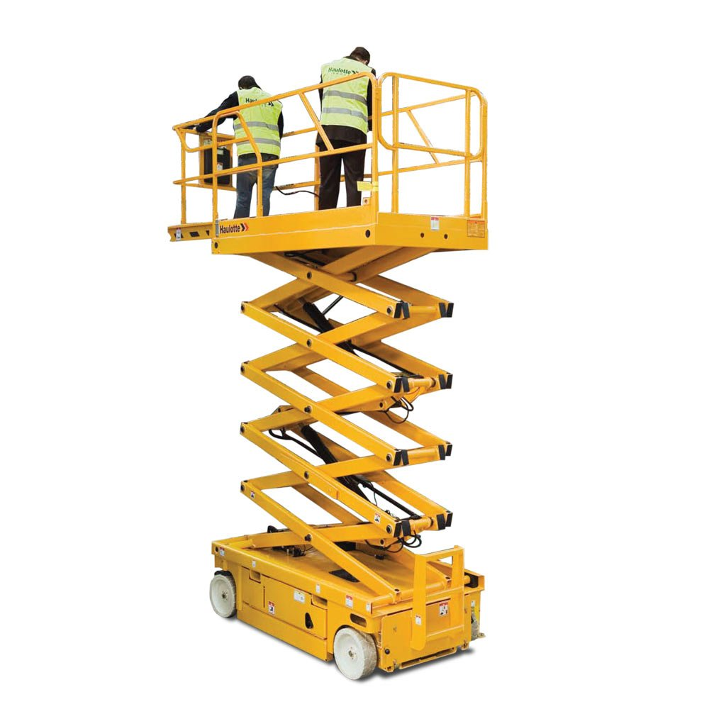 Haulotte-Compact-8W-Electric-Scissor-Lift