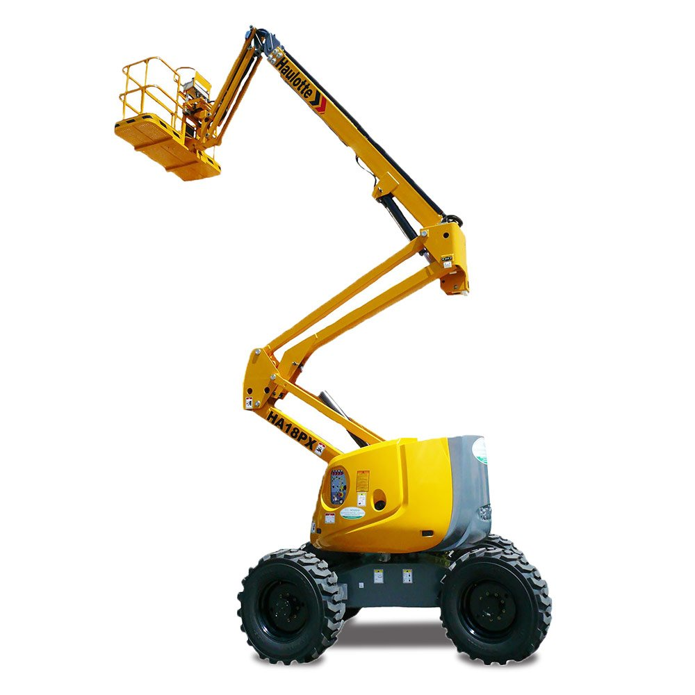 Haulotte-HA-18-PX-Articulating-Boom-Lift