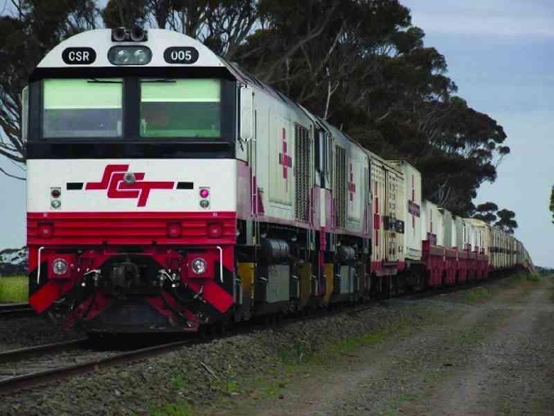 SCT train
