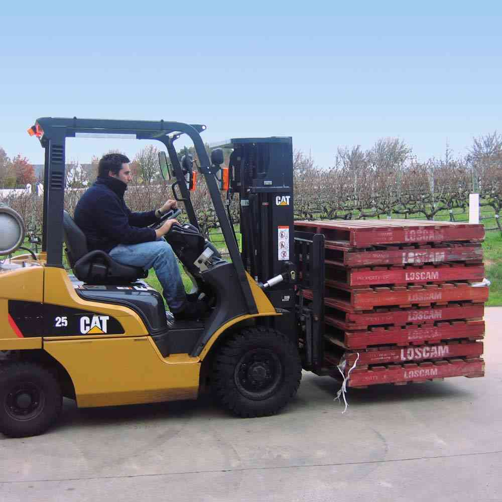 Cat Diesel Forklift DP35N - United Equipment