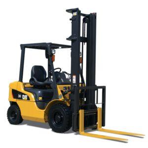 Cat Diesel Forklift DP30N