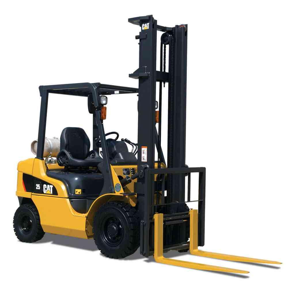 Cat LPG Forklift GP25N