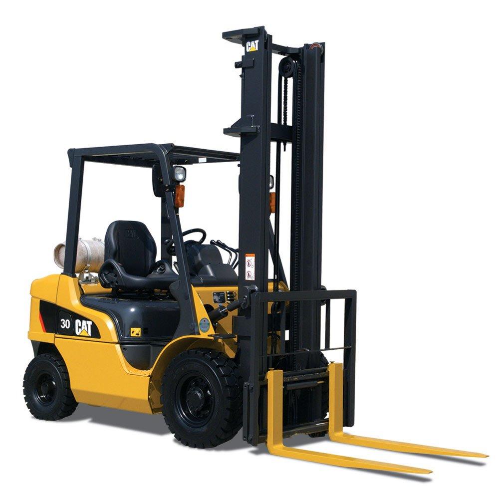 Cat LPG Forklift GPE30N
