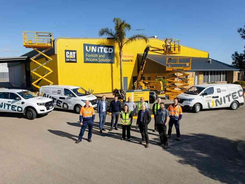 United's Adelaide branch opens it doors