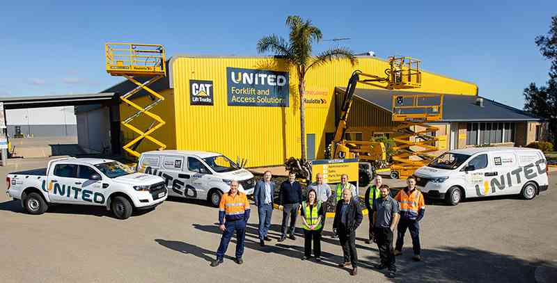 United's Adelaide branch opens it doors