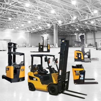 CAT Forklift Clearance Sale on Now