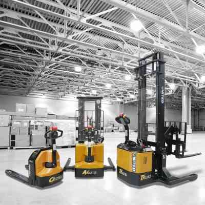 CAT Series electric forklifts