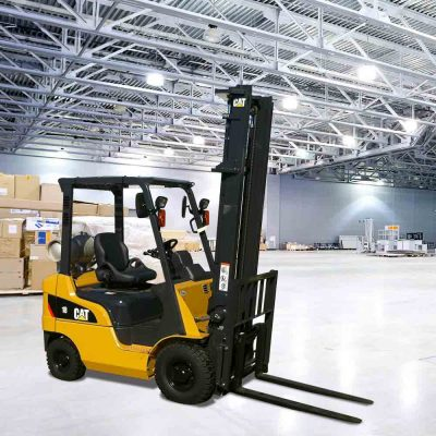 Cat LPF forklifts now on special