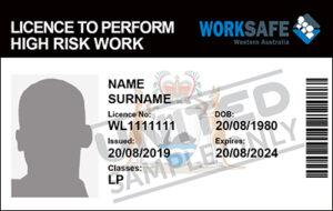 HRW License LF Class