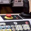 Haulotte H12 SX Scissor Lift controls