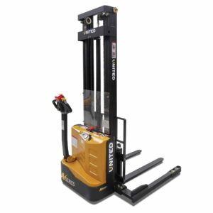 United A-Series NSP12ES Walkie Stacker
