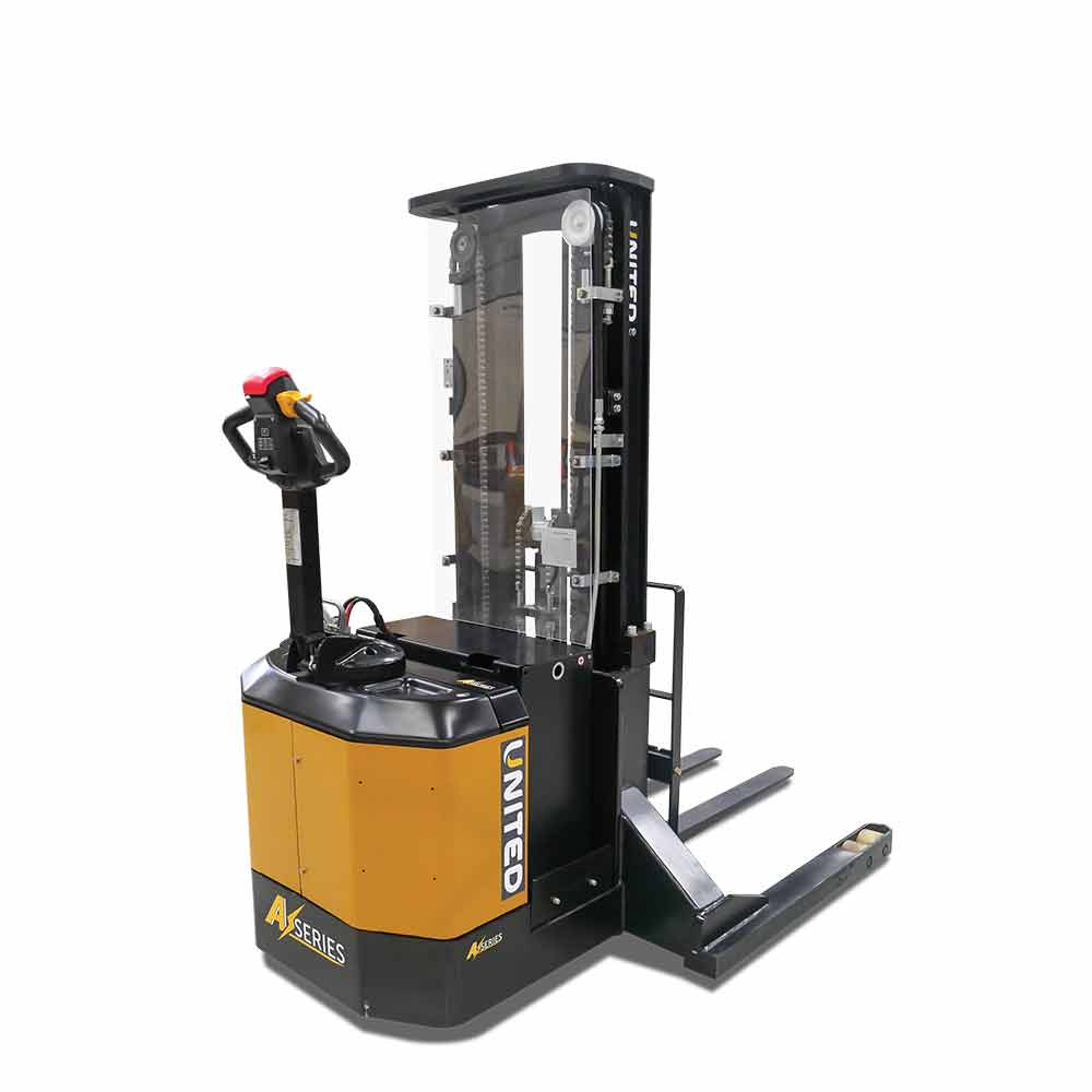 United A-Series NSP18EAS Walkie Stacker