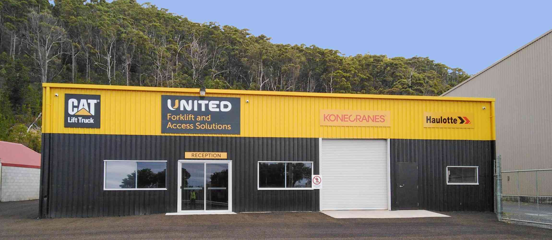 United Burnie Tasmania branch