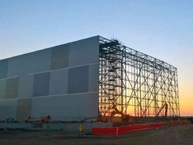 Australia's tallest cold storage building being built in Victoria